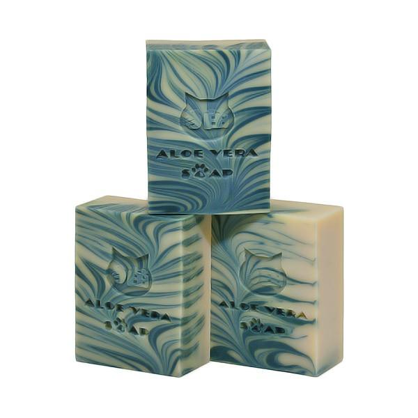 蘆薈乳木果保濕修護皂